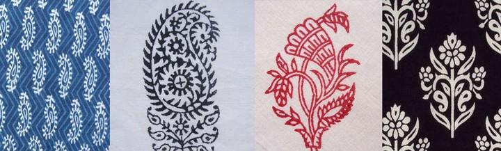 Bagru and Sanganeri Print main Difference