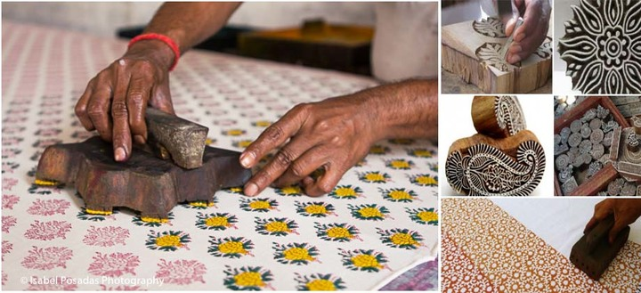 Latest Hand Block Printing Techniques of Rajasthan India