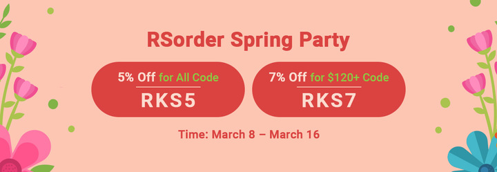 Seize the Last Day to Purchase RSorder Spring Up to 7% Off OSRS Gold for Sale