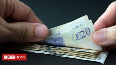 Will we be getting our cash from shops, not ATMs?