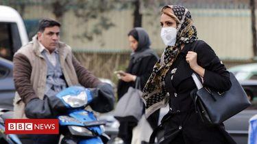 Iran denies coronavirus cover-up as toll rises