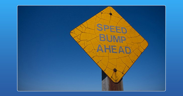 Speed bumps to A National Awarded Startup