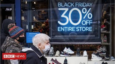 Black Friday comes early for shoppers this year
