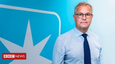 Maersk: Consumers can foot shipping's climate change bill
