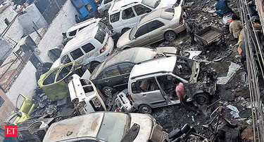 Scrappage policy paves way for creation of recycling industry: Automobile manufacturers