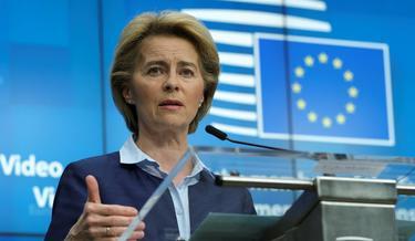EU to provide one billion euros for global vaccine search: Von der Leyen