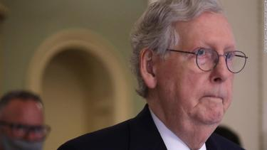 McConnell's shift on debt ceiling fight puts GOP in a bind