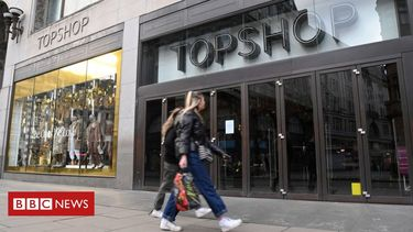 Topshop owner Arcadia goes into administration