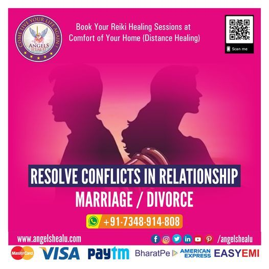 RESOLVE CONFLICTS IN RELATIONSHIPS