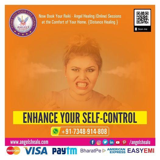 ENHANCE YOUR SELF CONTROL