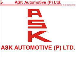 ASK AUTOMOTIVE PVT. LTD.