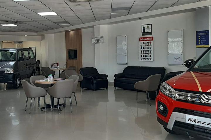 Maruti Suzuki ARENA in BM Road, Ramanagara - Kalyani Motors